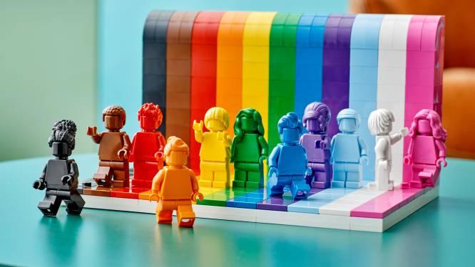 Lego komt met eerste LGBTQ+-editie