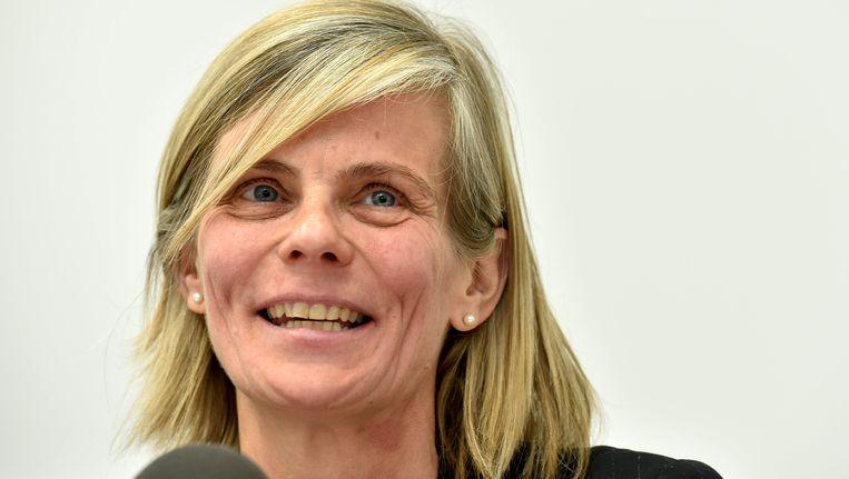Caroline Pauwels Beeld Photo News