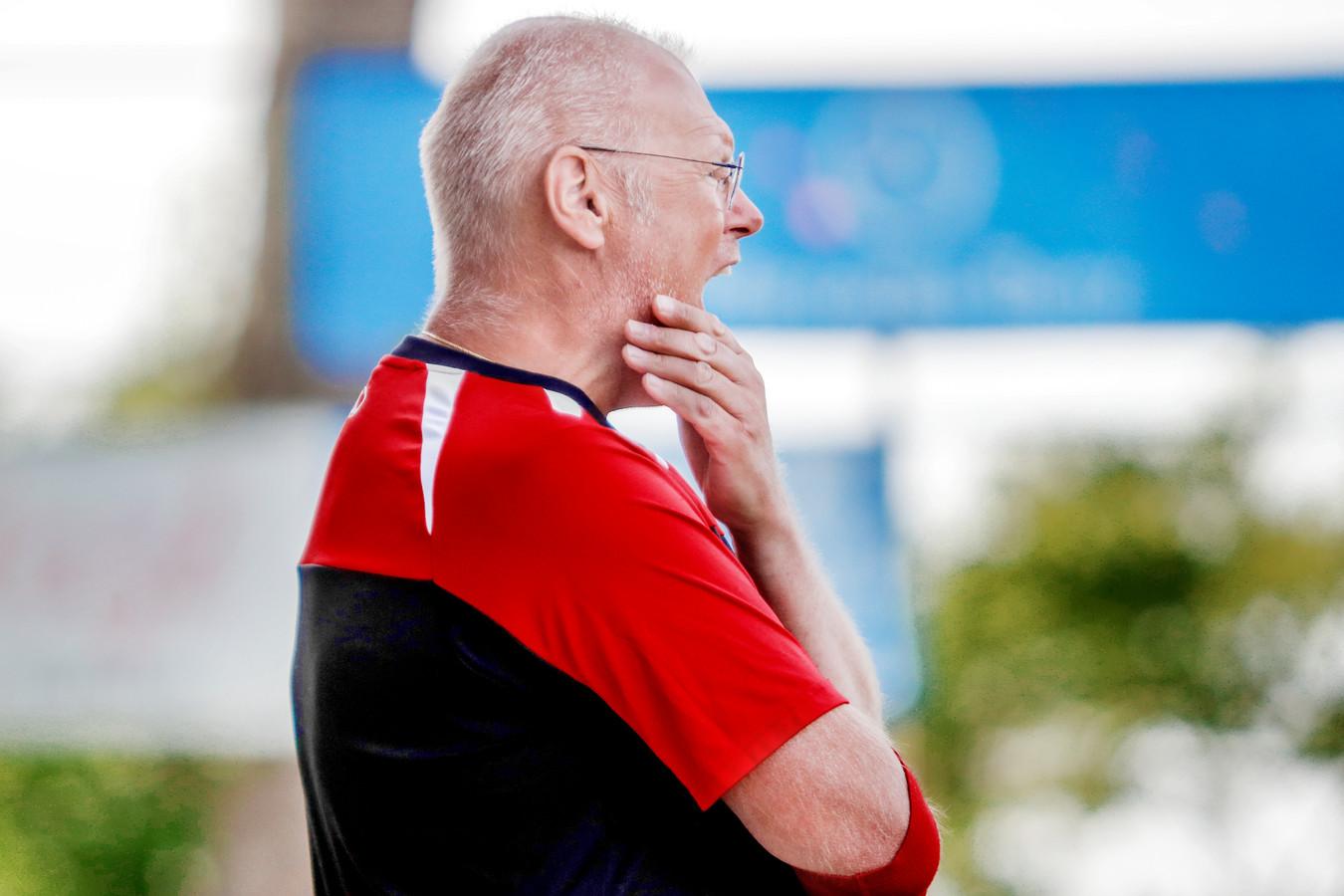 Peter Lippens heeft maar een doel bij eersteprovincialer FC Sleidinge: het behoud.