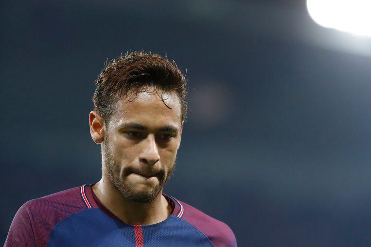 Neymar.  Beeld Photo News