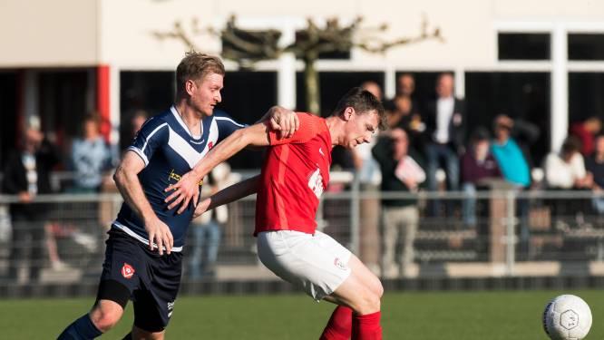 Getergde laatkomer Van der Weijden helpt Sportlust'46 met hattrick aan winst