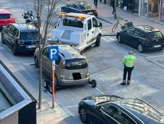 Daags nadat politie waarschuwt en cijfers bekend maakt: opnieuw staat iemand onterecht op mindervalidenplaats