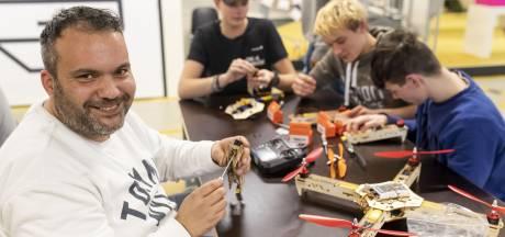 Opleiding 'droning' van Twents ROC valt in de smaak bij jong en oud