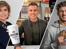 Foute kersttruien, Carlos Platier Luna en Angela de Jong in De Ochtend Show to go