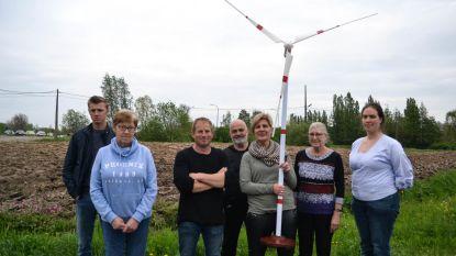 Meer dan 500 bezwaarschriften tegen windmolenpark