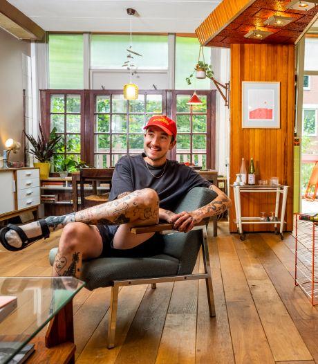 Jonathan (28) woont in het oude huis van een timmerman: 'Hij had echt hart voor zijn vak'