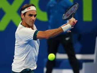 Federer geeft forfait voor graveltoernooi Rome