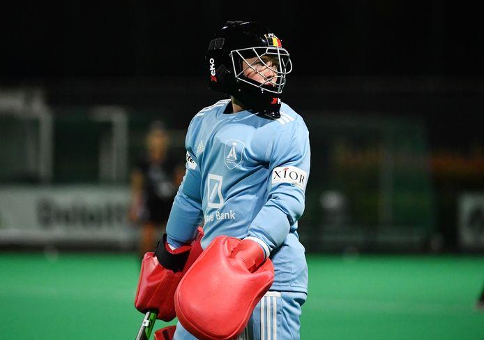 Elodie Picard hield tot de laatste minuut haar netten schoon voor Antwerp tegen Gantoise. Toen scoorde Oviedo.