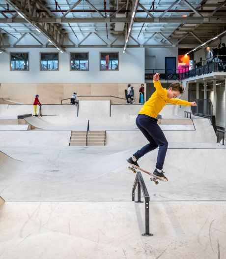 Eindelijk is de Eindhovense skatehal Area 51 weer open: 'Ik herken het hier niet terug'