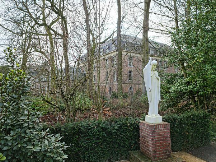 Het Kasteel aan het Ridderplein in Gemert.