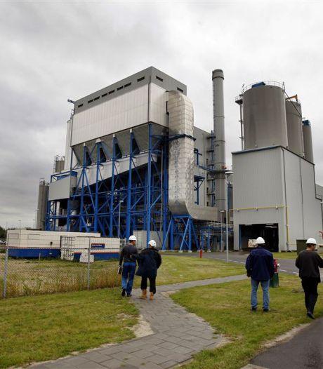 Omstreden biomassacentrale voorlopig van de baan