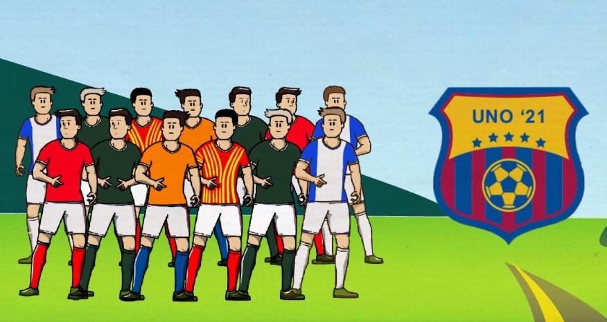 De nieuwe voetbalclub voor de jeugd in Berkelland: UNO'21