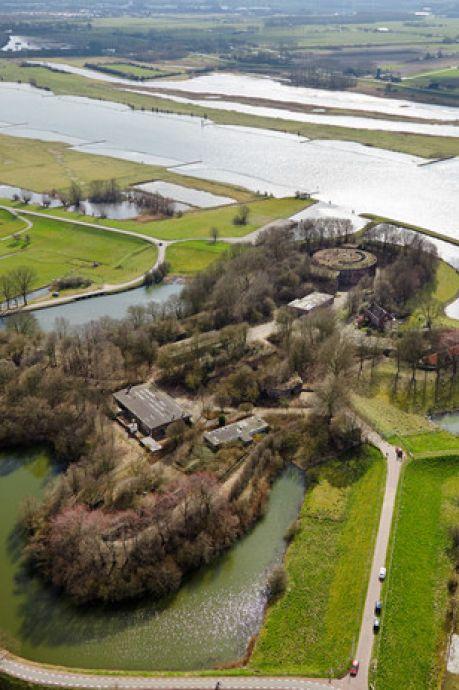 Champagne kan knallen: Hollandse Waterlinie krijgt plek op de Werelderfgoedlijst