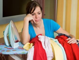 Huisvrouwen hebben meer stress dan werkende mama's