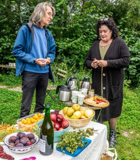 Kamerlid boerenpartij bezoekt voedselbos na ophef: 'Niet denken dat hierdoor boeren niet meer nodig zijn'