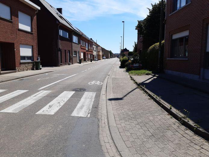 In de Weggevoerdenstraat in Wilsele werd gecontroleerd.