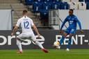 Melayro Bogarde kan vanavond voor de derde Europa League-wedstrijd op rij in de basis beginnen.
