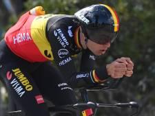 Van Aert remporte le chrono, Pogacar vainqueur final de Tirreno-Adriatico