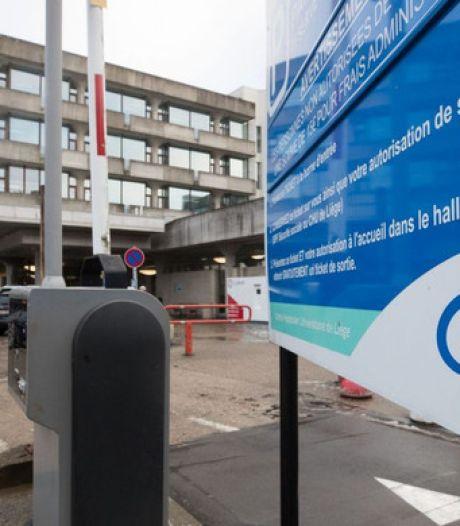 184 personnes admises au CHU de Liège en raison des inondations