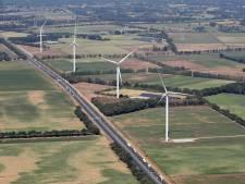Verdrijf aasgieren op de energiemarkt; geschikte locaties voor windmolens en zonneparken in de regio