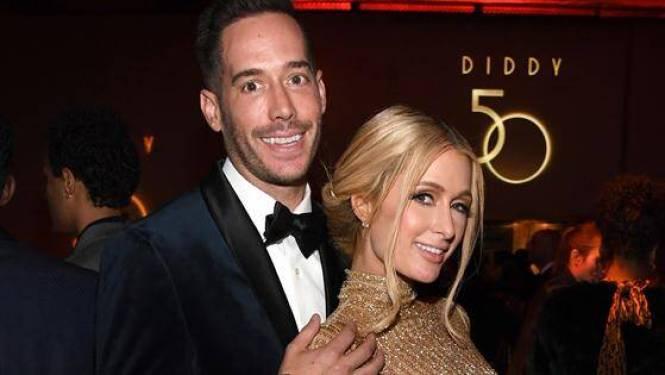 Paris Hilton is verloofd met haar vriend Carter Reum