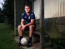 De doelpuntenmachine van Audacia is ook hard op weg om een échte clubman te worden: 'Het moet gek lopen, wil ik hier ooit weggaan'