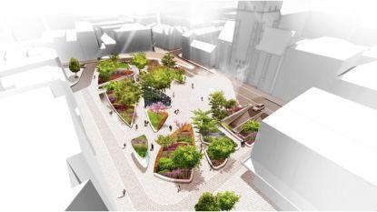 """Esplanadepark met ondergrondse parking kost de stad 1,3 miljoen euro. Schepen van Financiën: """"Er zullen keuzes gemaakt moeten worden"""""""