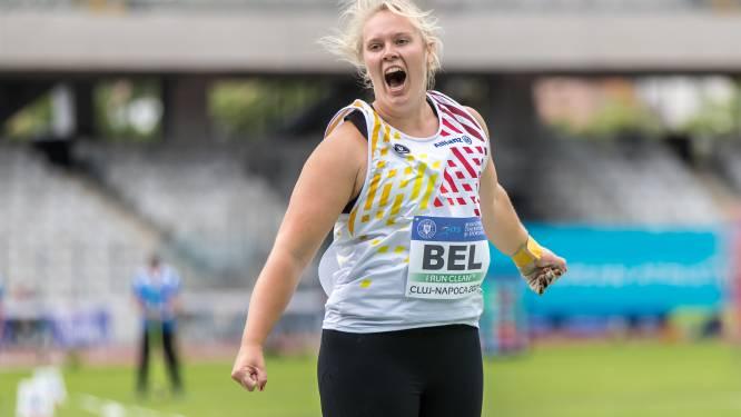 Vanessa Sterckendries wil in Kessel-Lo haar olympische sectie waarmaken