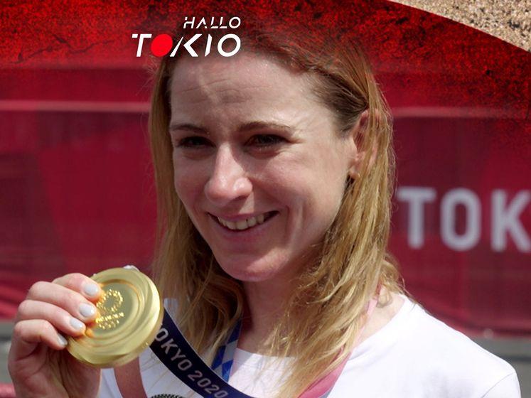 Gouden Van Vleuten verpulvert concurrentie in olympische tijdrit: 'Ik wist dat ik topvorm had'