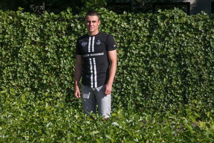 Tom Hertogs speelt komend seizoen niet voor PSV/AV maar voor Rood Wit'62.