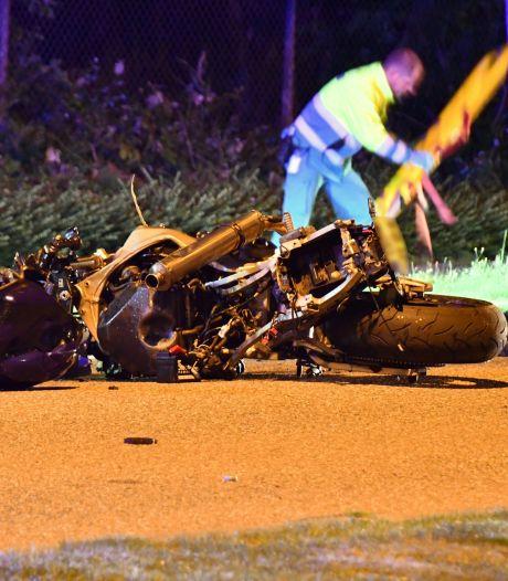 Motorrijder ernstig gewond in Vlissingen na vluchtpoging