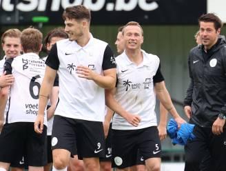 """Nik Vangrunderbeek (Sporting Kampenhout) wil ook tegen Bertem-Leefdaal het maximum behouden: """"Nog niet bezig met concurrentie"""""""