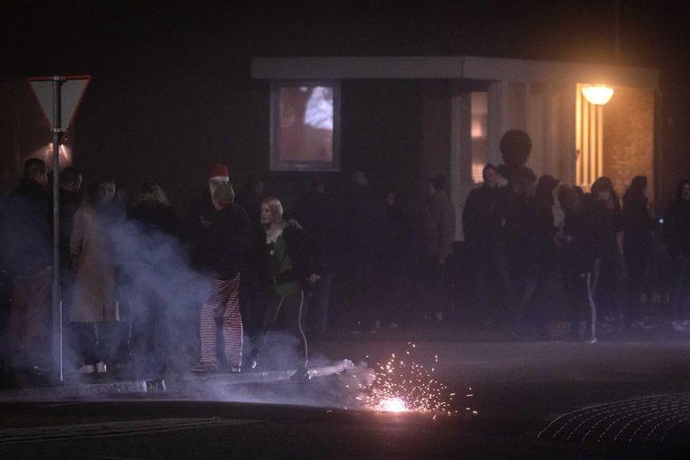 Vuurwerkinleveracties door gemeenten leverden afgelopen weken circa duizend kilo op, terwijl de politie alleen al dit jaar 116 duizend kilo illegaal vuurwerk in beslag nam. Beeld ANP