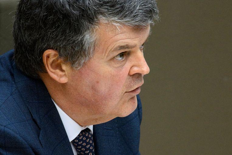 Vlaams minister van Gelijke Kansen Bart Somers (Open Vld). Beeld Photo News