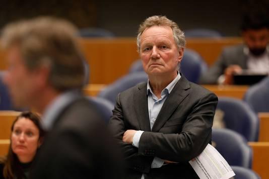 GroenLinks-Kamerlid Bram van Ojik.