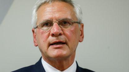 Kris Peeters 'not amused' met kritiek van Pieter De Crem op partijkoers
