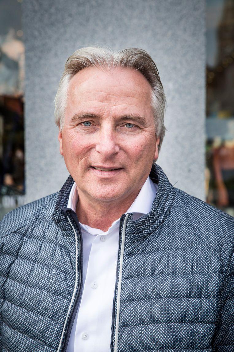 Hans Smolders, voormalig Kamerlid voor de Lijst Pim Fortuyn en nu nummer 4 op de kandidatenlijst voor Forum voor Democratie. Beeld Arie Kievit