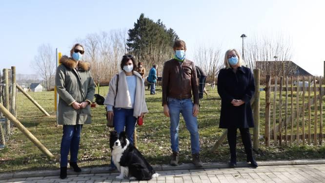 Eerste hondenlosloopweide in Lennik heeft de poorten geopend