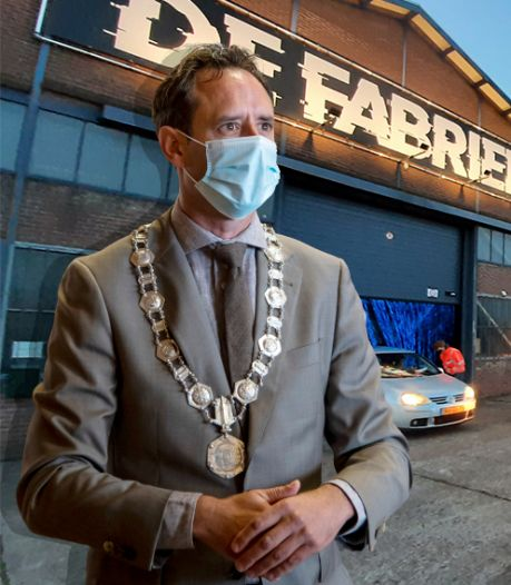 Hamburgerdisco in Harderwijk is best een leuk idee, vindt de burgemeester, maar het ging te snel