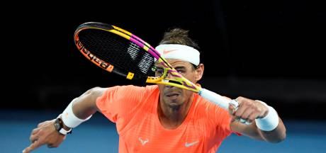 Toujours tracassé par son dos, Nadal renonce au tournoi de Rotterdam