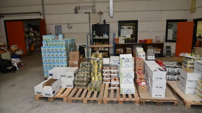 Voedselhulp Druivenstreek stopt met inzameling kledij, huishoudgerief en speelgoed: donaties vanaf oktober in Kringwinkel ViTeS