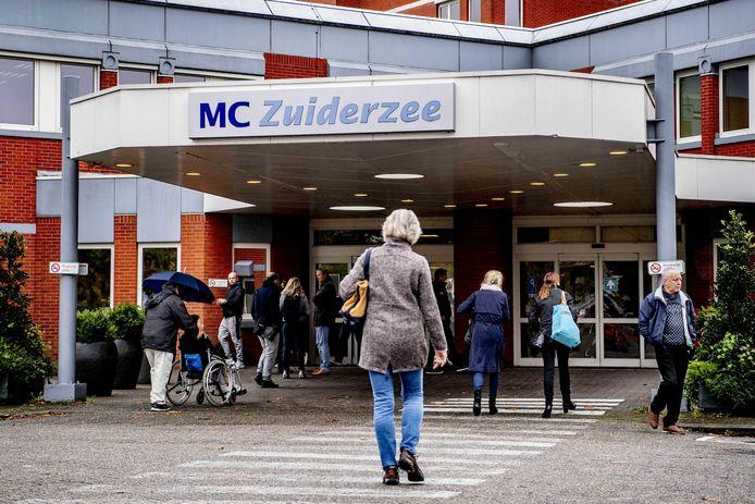 Exterieur van MC Zuiderzee in Lelystad.