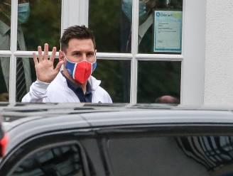 Geen vaarwel, wel au revoir: Messi en co uitermate tevreden over ontvangst in Oostkamp