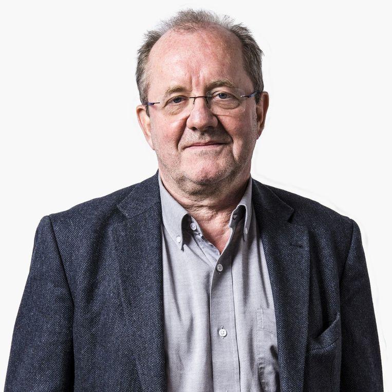 Hubert Smeets: 'Rusland is op vlak van sancties wel wat gewend: sinds 1917 lopen er al sancties tegen Rusland.' Beeld rv