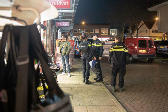 Na winkelovervallen wil de politie nog wel eens gebruik maken van Burgernet.