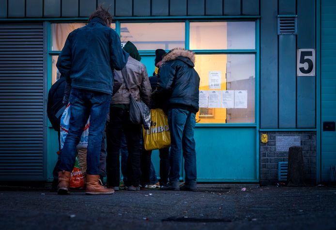 Haagse daklozen