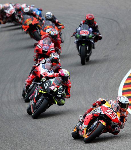 LIVE   Race in VS terug op kalender MotoGP, GP Japan afgelast