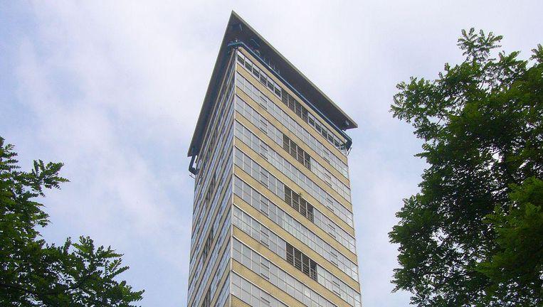 De Toren van Oud. Beeld
