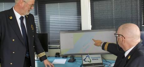 De haven van Werkendam is nu een stuk digitaler