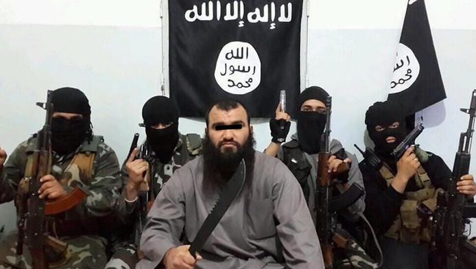IS-jihadist Khalid K. uit Almere